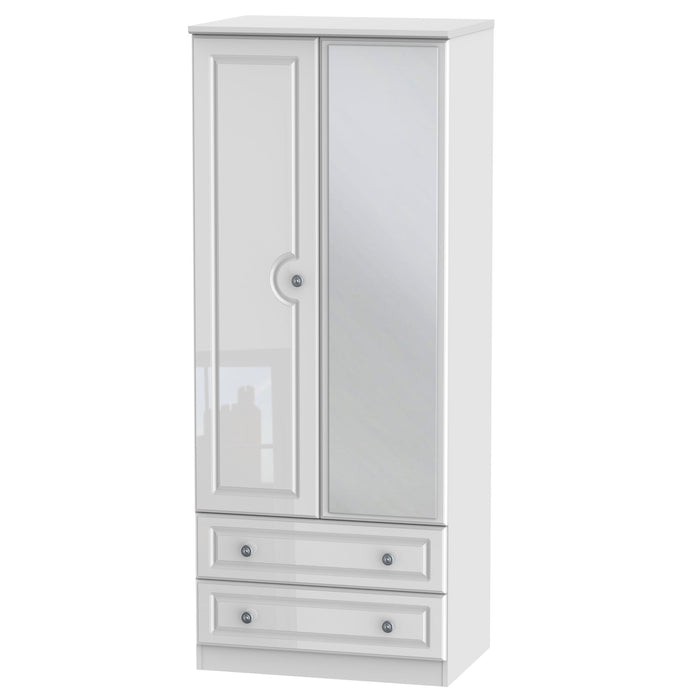 Pembroke Combi Wardrobe - Clearance Factors