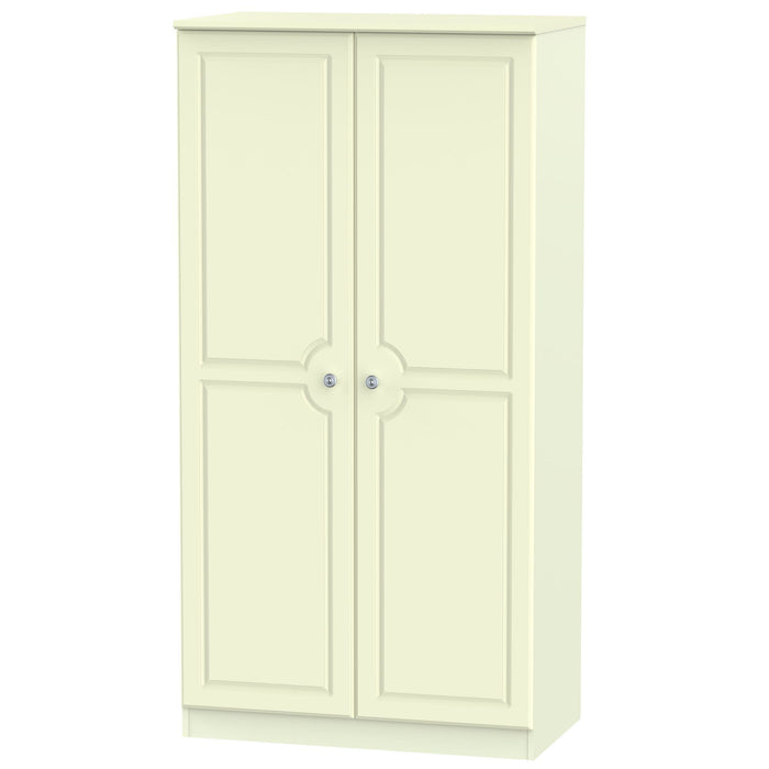 Pembroke 3'0 Plain Wardrobe - Clearance Factors