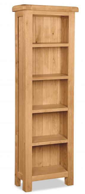Salisbury Slim Bookcase - Clearance Factors