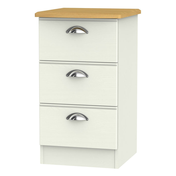 Victoria 3 Drawer Locker - Clearance Factors