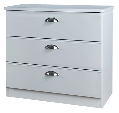 Victoria 3 Drawer Chest - Clearance Factors