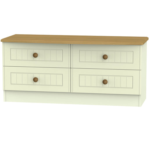 Warwick 4 Drawer Bed Box - Clearance Factors