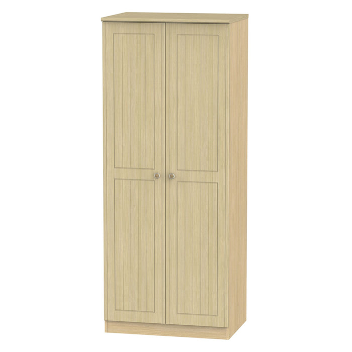Warwick 2'6 Plain Wardrobe - Clearance Factors