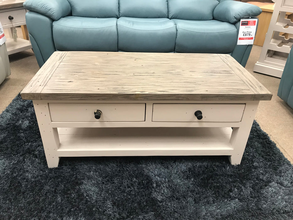 Hamilton Coffee Table - Clearance Factors