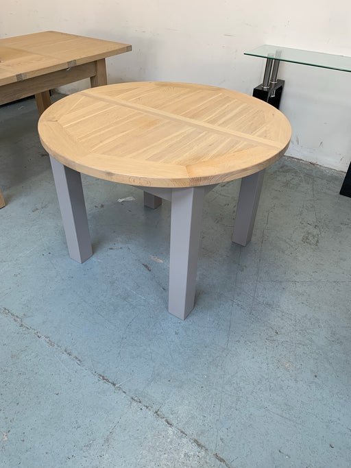 Somerset Round Extending Table - Clearance Factors
