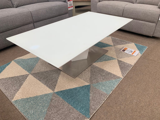 Glacier Coffee Table - Clearance Factors