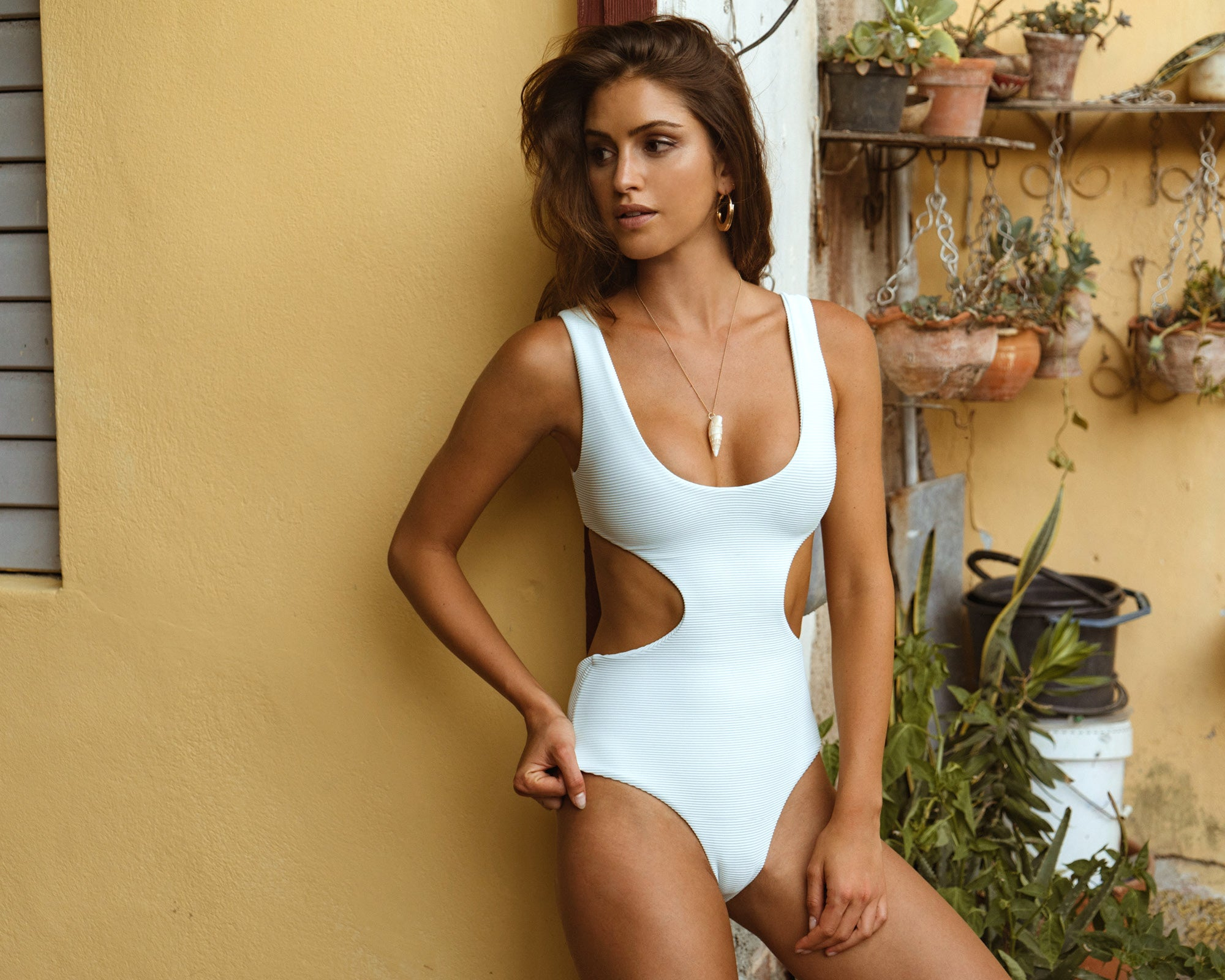 Citrine Swim Spring 2019 Lookbook Cute Bikinis