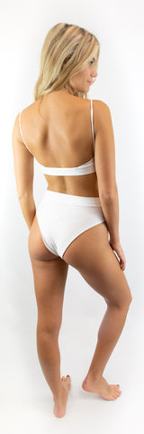 Lila Bottom // Salt (ribbed)