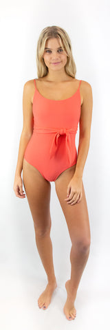 Sadie One Piece // Pink Agave