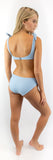 Jessa Bottom // Powder Blue (ribbed)