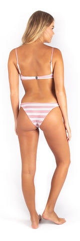 Maya Bottom // Vintage Stripe