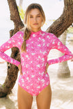 Riley One Piece // Pink Jasmine