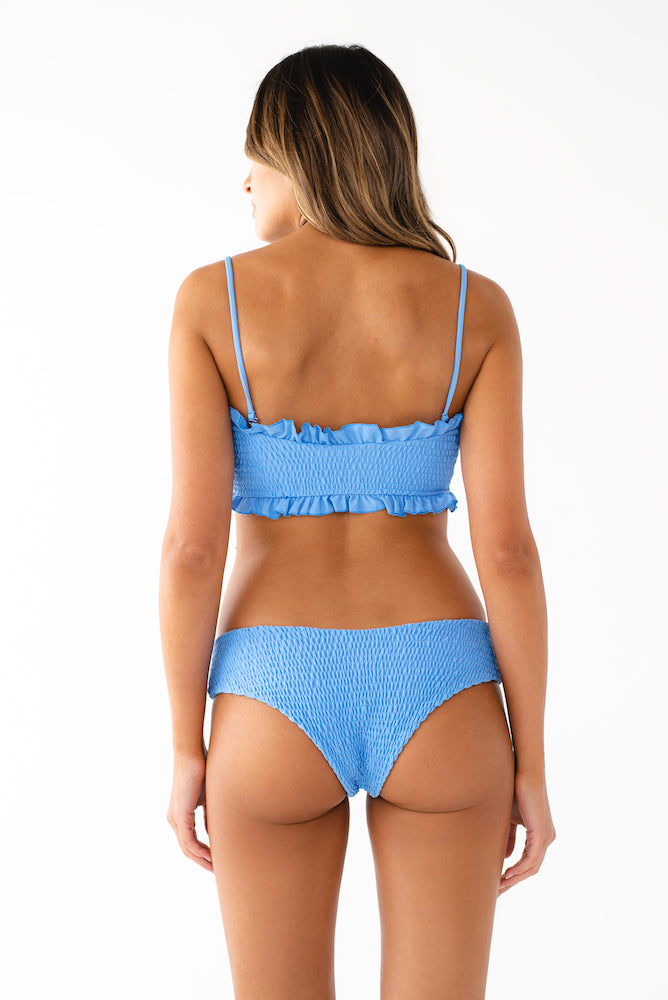 Lila Bottom // Azure