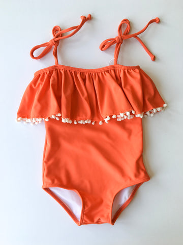 Ella Bikini Set // Shell (ribbed)