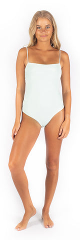 Lucia One Piece // Vintage Stripe