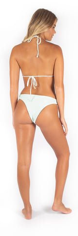Luna One Piece // Mint (ribbed)