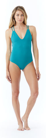Indie One Piece // Ocean (ribbed)