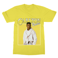 Carlton Tee - Yellow
