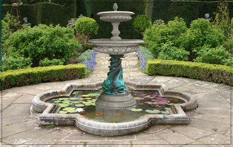 Handy Tips For Outdoor Fountains