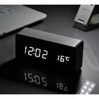 """Black Box"" Alarm Clock-Decorhomium"