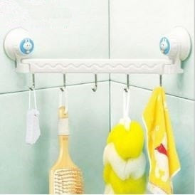 """Bunny"" Suction Hanger-Decorhomium"