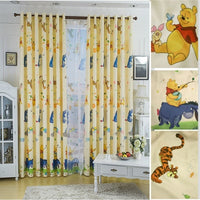 """Cartoon"" Curtains-Decorhomium"