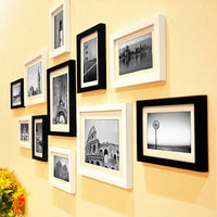 Cheap Photo Frames Sets-Decorhomium