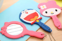 Cute Novelty Doraemon Kitty Pocket Cosmetic Mirror-Decorhomium