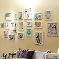 Decorative Vintage Picture Frames Set-Decorhomium