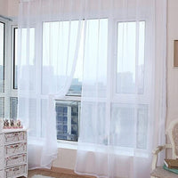 """Door Tulle"" Curtain-Decorhomium"
