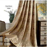 """Europe"" Curtain-Decorhomium"