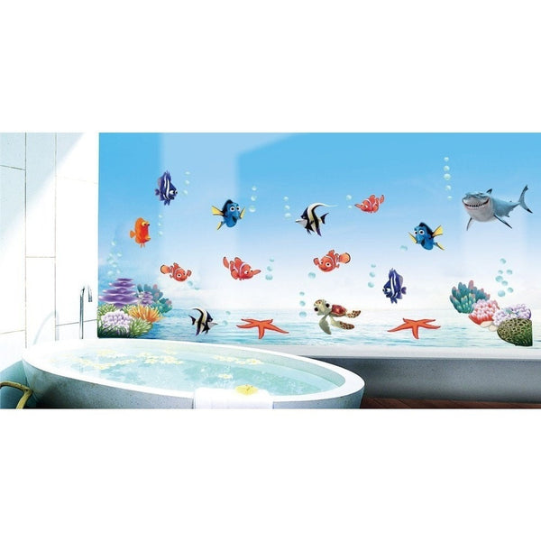 """Fishes"" Wall Stickers-Decorhomium"
