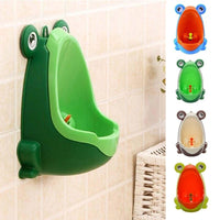 """Frog"" Children's Urinal-Decorhomium"