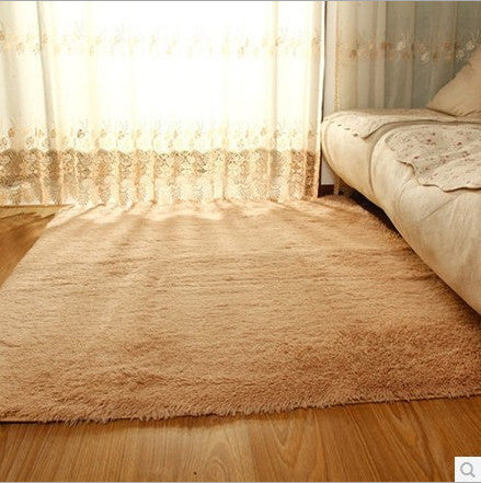 High Quality Floor Mats Modern Shaggy Area Rugs-Decorhomium