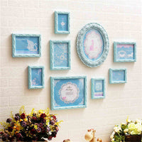 Home Decoration Wood Wall Picture Frame-Decorhomium