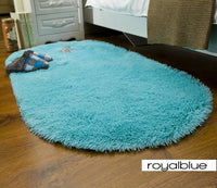 Long Hair Shaggy Soft Area Rug-Decorhomium