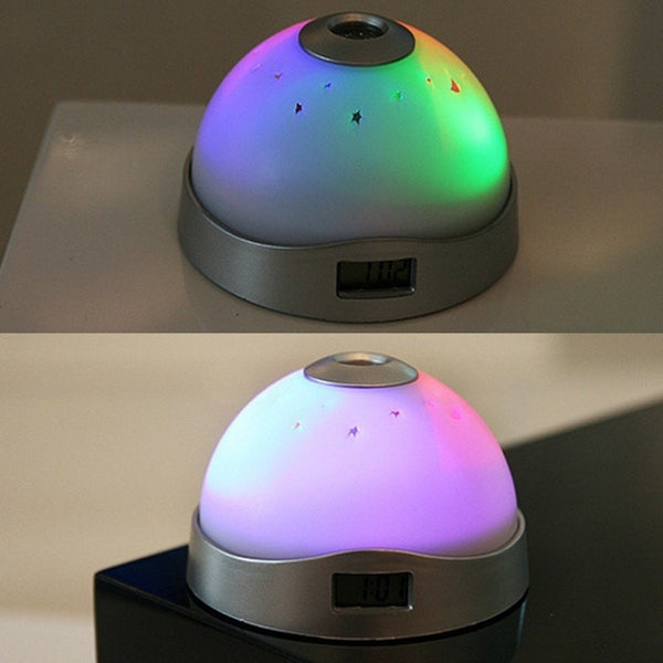 """Magic"" Alarm Clock-Decorhomium"