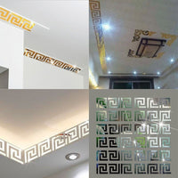 """Mirror Labyrinth"" Stickers-Decorhomium"