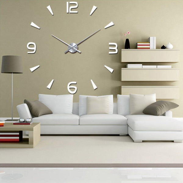 """Modern"" Wall Clock-Decorhomium"