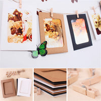 Paper Photo Frame-Decorhomium
