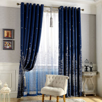 """Old Town"" Curtain"