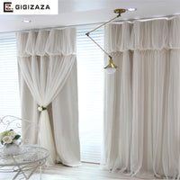 tassels curtain