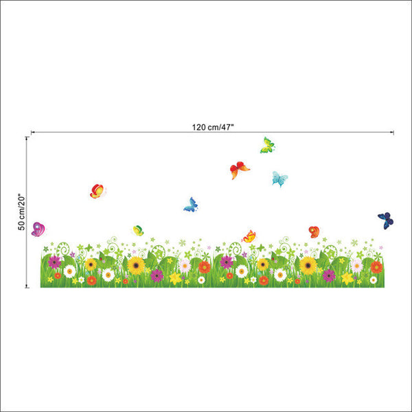 """Spring Came"" Wall Sticker"