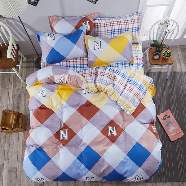 """Illinois"" Duvet Cover Set"