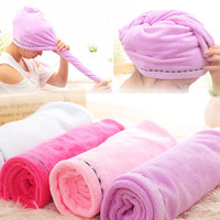 """Head Wrap"" Towel"