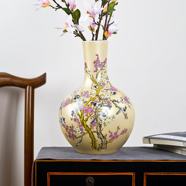"""Adorable"" Big Vase"