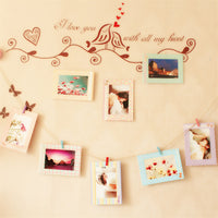 """Child's Joy"" Paper Photo Frame"