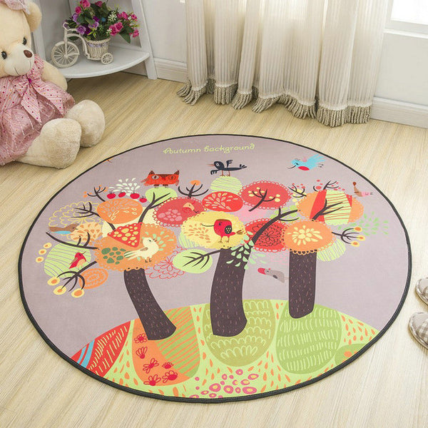 """Child's world"" Carpet"