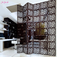 """Abstract"" Room Divider"