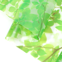 """Green Leaves"" Window Film"